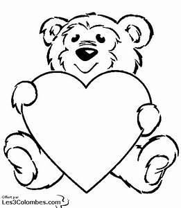 Dessin Saint Valentin : 99 dessins de coloriage st valentin en ligne imprimer ~ Melissatoandfro.com Idées de Décoration
