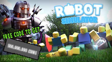 Animal simulator roblox boombox codes 2021 part 2. (NUKE) THE MOST OP CODE - Roblox Robot Simulator - YouTube