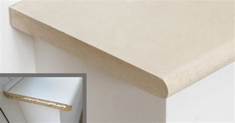 Conservatory Window Sill by Decstone Eliminates The End Cap Problem In An Orangery Or