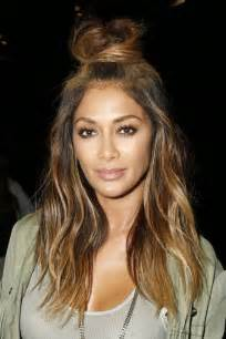 nicole scherzinger  flawless wearing  hair