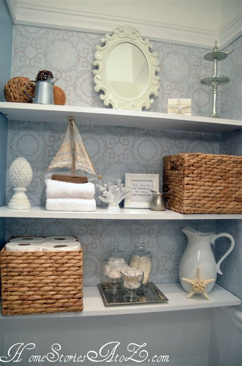 bathroom shelves decorating ideas how to decorate shelves home stories a to z