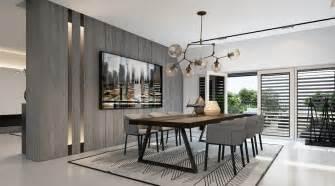 dusseldorf modern dining room interior design ideas - Esszimmer Le