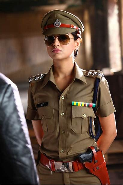Female Police Puri Military Cop Ips Akanksha