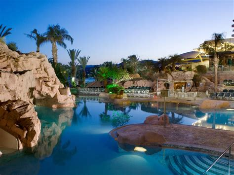 Coral Beach Villa Resort, Eilat