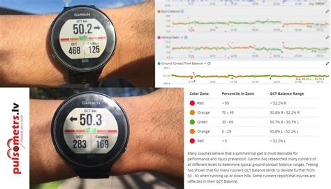 Garmin Forerunner 630 skriešanas dinamikas metriki. - pulsometrs.lv