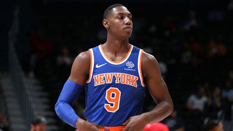 nba preseason  canadian rj barrett stars  debut