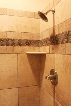 how to tile a backsplash in the kitchen great idea an integrated shower foot rest located at 18 9837