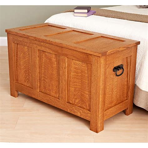 beauty   blanket chest woodworking plan  wood