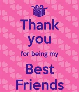 Thank You For Being My Friend Quotes. QuotesGram