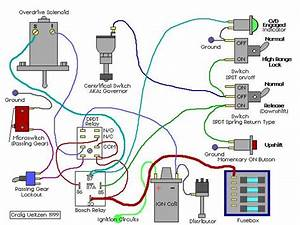 Gear Vendors Overdrive Wiring Diagram