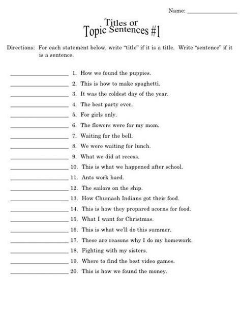 year 4 english worksheets free printable kids worksheets