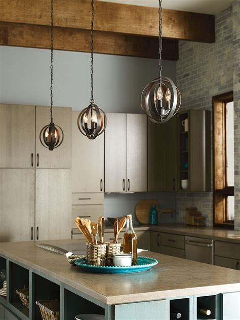 kitchen light pendants idea orb mini pendants from progress lighting add personality 5340