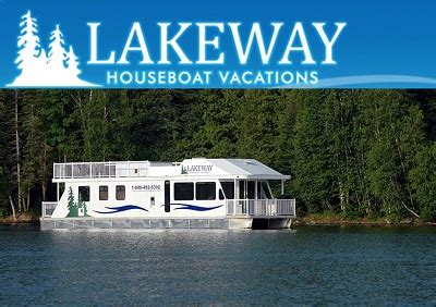 Boating License New Brunswick by Lakeway Houseboat Vacations New Brunswick