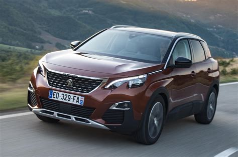 peugeot 3008 review 2017 peugeot 3008 1 6 thp 165 allure eat6 review review