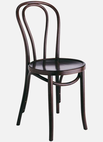 Thonet Bentwood Chair History by No 18 Thonet Thonet