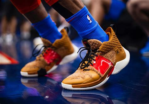 Sneaker Rotations For The 2019 All Nba Teams