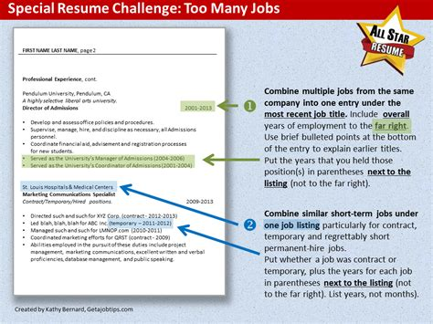 wiserutips diagram of an easy and effective resume