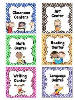 classroom labels by educating everyone 4 teachers 443 | original 1163741 2