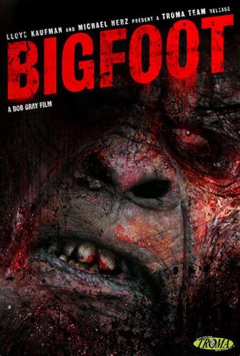 bigfoot troma