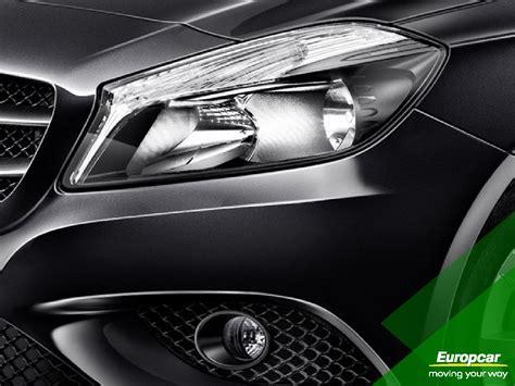 Europcar México Introduce El Nuevo Mercedes Clase A