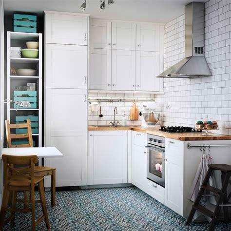 ikea kitchen design for a small space die kleine aber feine landhausk 252 che ikea 9613
