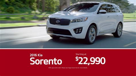 Hagerstown Kia by Hagerstown Kia Summers Sales Event
