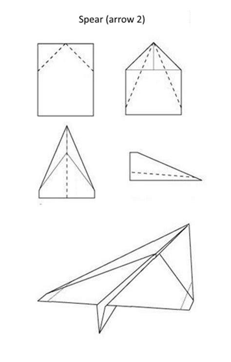 models  paper airplanes selection diy  fun
