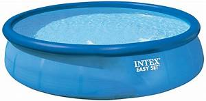 Easy Set Pool : intex 18 39 x 48 round easy set above ground swimming pool only replacement ebay ~ Orissabook.com Haus und Dekorationen