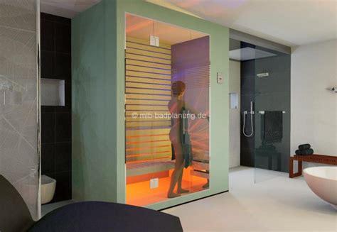 Sauna Für Badezimmer by B 228 Der Planen Traumbad Mit Sauna My Lovely Bath