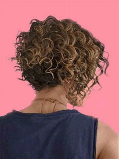 Curly Short Thick Hairstyles Attractive Showmybeauty Trend