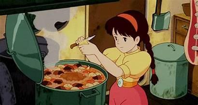 Ghibli Gifs Hungry Studio