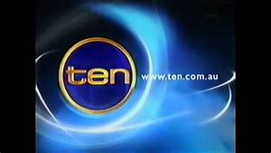 Network Ten Production Closers  Logo History 1994