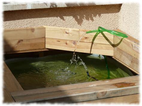 pompe bassin exterieur poisson mon bassin hors sol de 800l