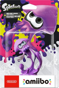 inkling squid splatoon collection nintendo