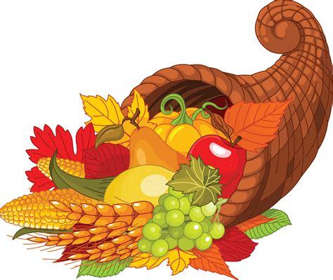 Clip Thanksgiving Horn Of Plenty Clip