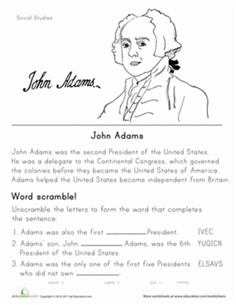 historical heroes worksheet education