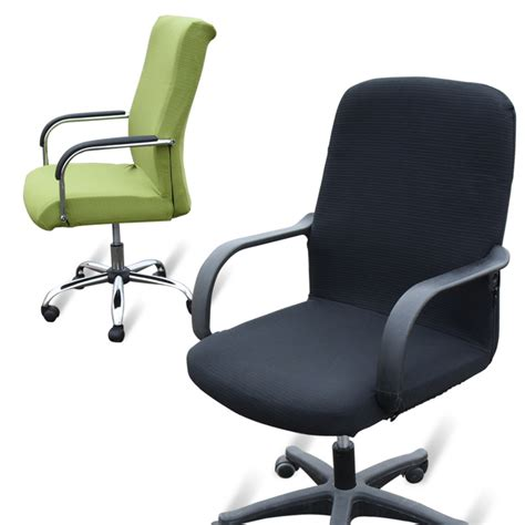 office computer chair covers the chair armrests seat