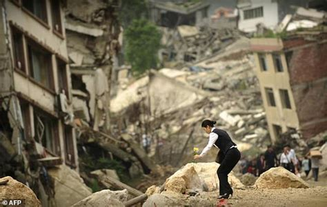 Deadly Earthquakes In China's Recent History  Daily Mail