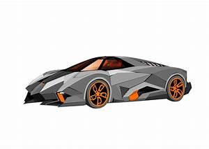 Lamborghini Egoista by Kacpers on DeviantArt