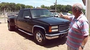 1996 Gmc Sierra 3500 Sle Test Drive