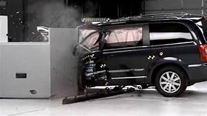 Iihs   Dodge Grand Caravan