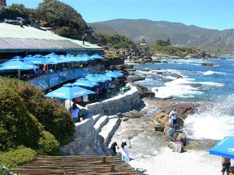 restaurant photo gallery bientangs cave hermanus