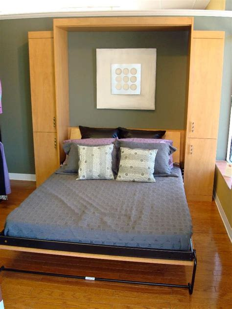 space saving murphy bed design ideas  small rooms