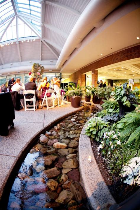 the atrium at meadowlark botanical gardens genevieve