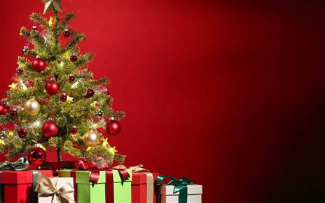 christmas tree hd wallpaper picture image