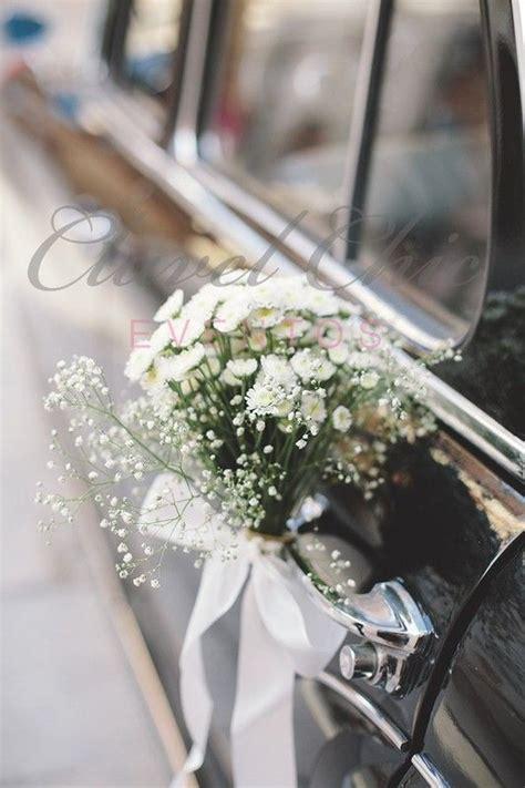 decoration voiture cortege mariage les 25 meilleures id 233 es concernant fleurs suspendues sur pots suspendus mariage