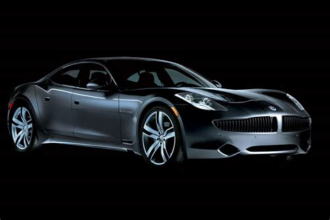 Fisker Starts Production Of The Karma Plug-in Hybrid Sports Saloon In Finland