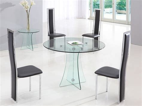 small round dining table and chairs lovely glass round dining table and chairs round table