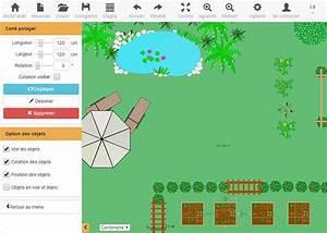 dessiner un plan de jardin With plan amenagement jardin gratuit