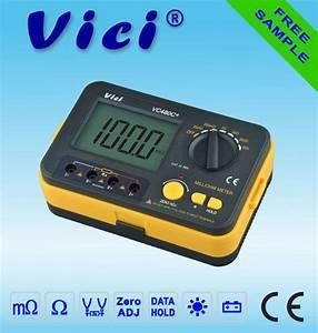 Vici Vc480c  Digital Micro Ohm Meter Id 8944058  Product